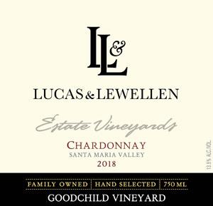 2018 Chardonnay Goodchild Vineyard