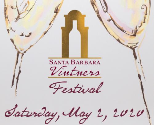 Santa Barbara County Vintners Festival logo