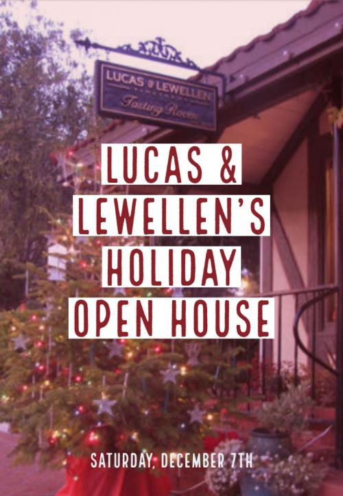 Lucas & Lewellen's Holiday Open House event image