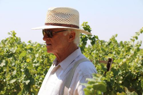 Louis Lucas at 2016 Vineyard Tour
