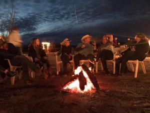L&L Campfire at Rancho de los Caballeros