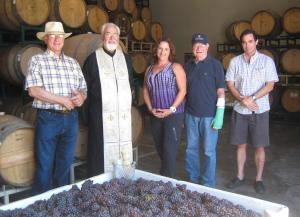 Lucas & Lewellen Vineyards owners and winemakers