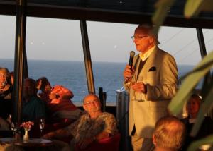 Louis Lucas talks dirt on the Canada Wine Cruise