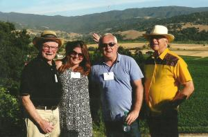 Celebrating California Wine Month with Royce, Anjie, Andy, and Louis