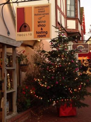 Toccata at Christmas.  Photo by Lucinda Williams