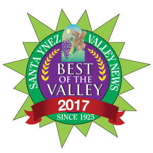 Voted best Tasting Room in the Santa Ynez Valley!