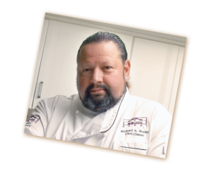 Chef Shafer of The Depot Restaurant